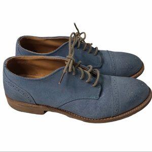 Vintage Shoe Company Josie Oxford Shoes